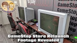 GameStop Store Redesign Footage Revealed