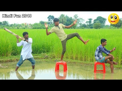 Indian New funny Video😄-😅Hindi Comedy Videos 2019-Episode-65--Indian Fun || ME Tv