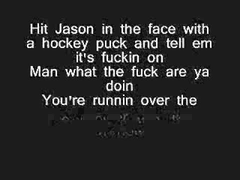 Eminem - Bagpipes From Baghdad (lyrics)