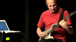 "Adrian Belew Performs ""Variations of Wave Pressure"" - Sweetwater Sound"