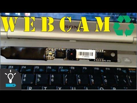 Como Reciclar Webcam De Una Laptop