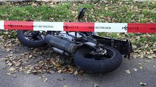 Motorrijder komt om bij ongeval in Puiflijk 26 10 2019