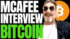 JOHN MCAFEE: 'I Never Cared About The Price of Bitcoin (BTC)' | Exclusive Interview