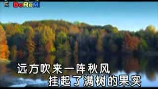 The Parasol Trees of My Childhood  (Mezzo Soprano Xiaoshan Wang).flv