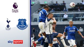 Mourinho-Elf patzt! | Tottenham Hotspur - FC Everton 0:1 | Highlights - Premier League 2020/21