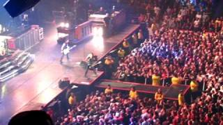 Greenday,American Idiot live in hamilton july 2009 GREAT MOSH PIT ACTION