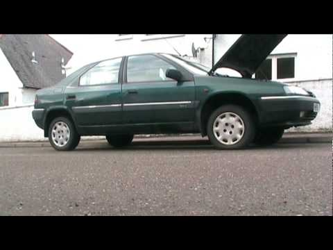 citroen xantia 1 9 sx td for sale youtube. Black Bedroom Furniture Sets. Home Design Ideas