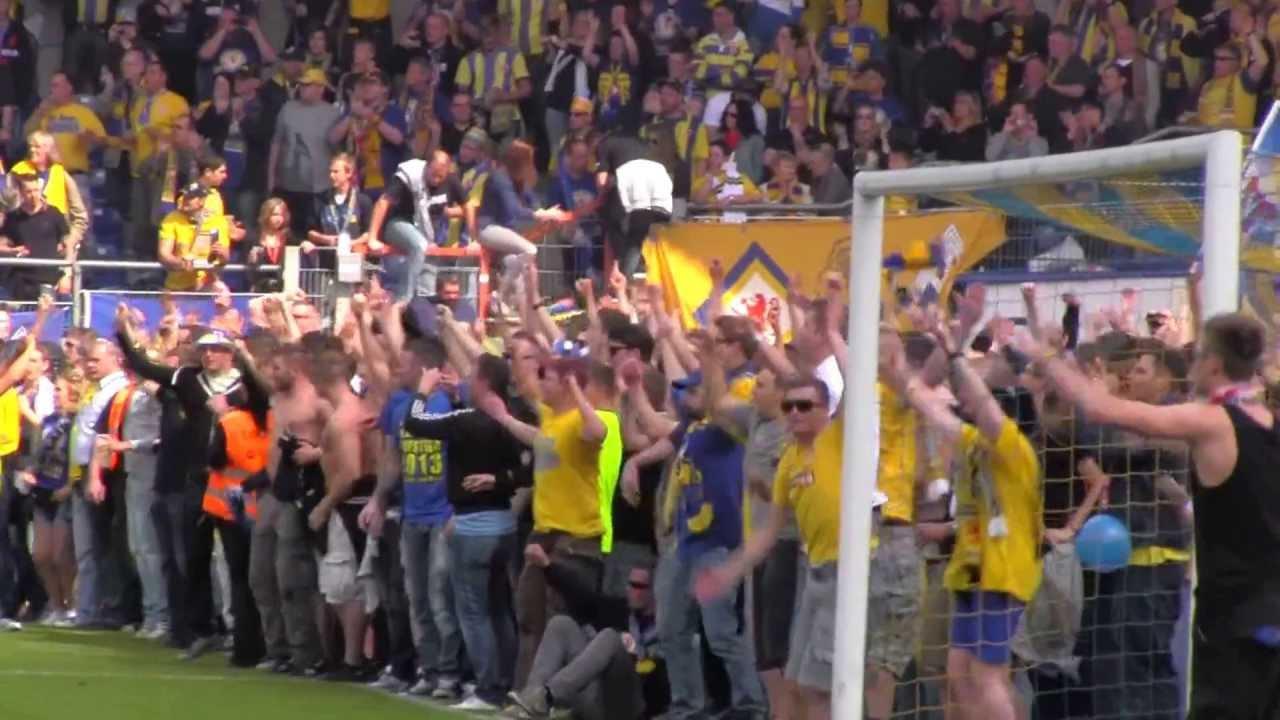 Aufstieg Eintracht Braunschweig