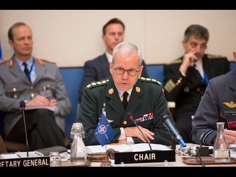 NATO Chiefs of Defence Meeting - Opening remarks by Chairman of the Military Committee, 21 MAY 2014