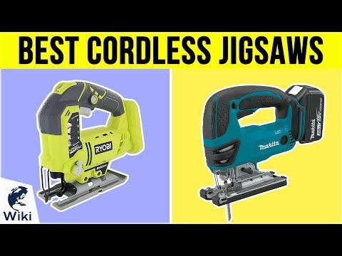 10 Best Cordless Jigsaws 2019