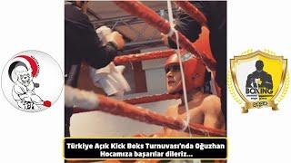 Kick boks kombinasyonları 6 / Kick boxing combinations 6 / Serkan Kișin & Oğuzhan Karakurt