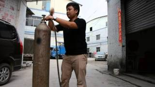 How to use the CO2 Jet Machine