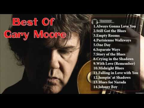 Best Of Gary Moore -  Ballads  Blues