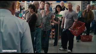 Секс в подсобке супермаркета — «Третий лишний» (2012) cцена 8/12 HD