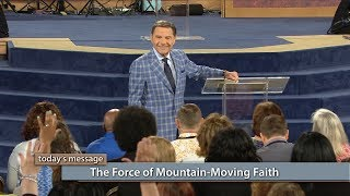 The Force of Mountain-Moving Faith