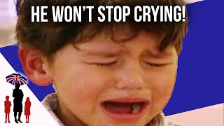 Mum can't ignore toddlers screaming...Supernanny USA