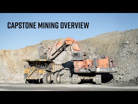 Capstone Pinto Valley Mine Feature