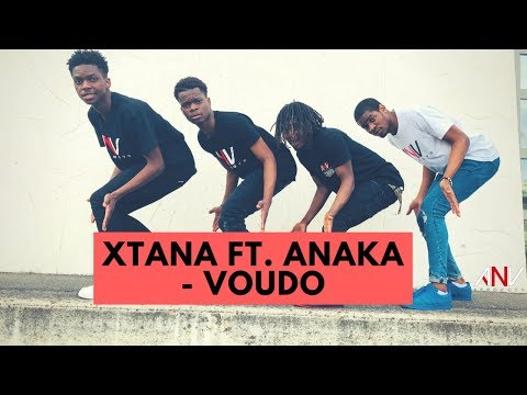 XTANA FT ANAKA | VOUDO | (official dance video)