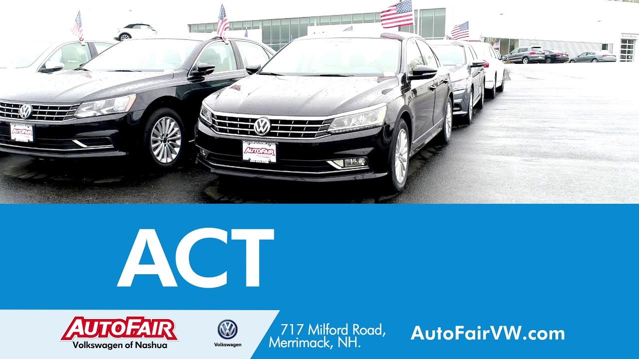 AutoFair Volkswagen of Nashua -