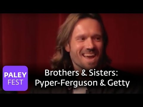 Brothers & Sisters - Pyper-Ferguson And Getty (Paley Center)