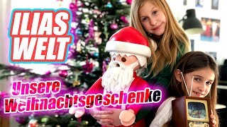 ILIAS WELT - Unsere Weihnachtsgeschenke 2018
