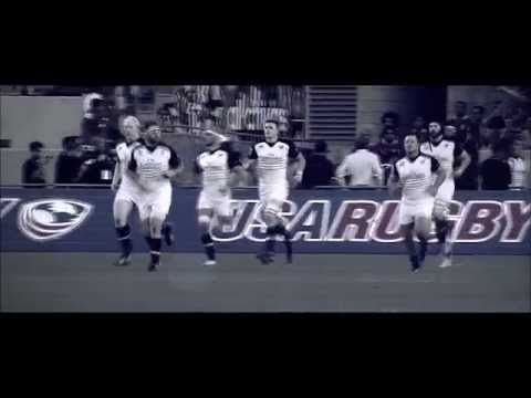 USA Men's Rugby And New Zealand 'All Blacks' Match | Emirates Airline