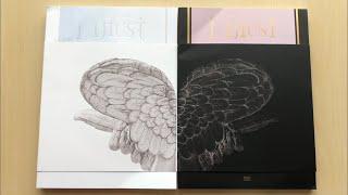 Baixar ♡Unboxing (G)I-DLE (여자)아이들 3rd Mini Album I trust (True & Lie Ver.)♡