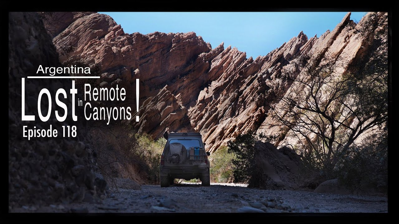 Lost in Remote Canyons!!