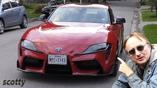 Thank You, You Guys Made This Possible (New Toyota Supra $55,000)
