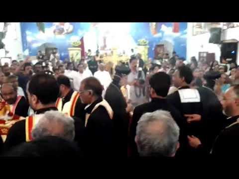Malankara Catholic funeral