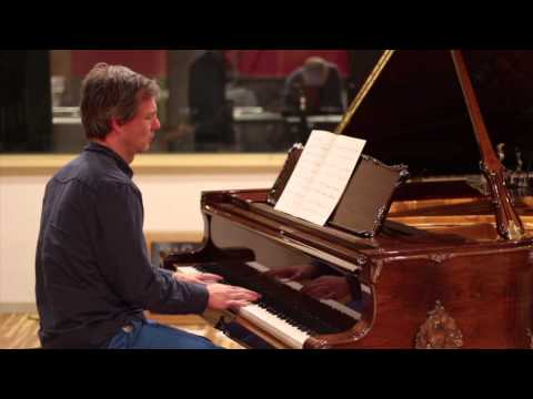 Elmer Bernstein Theme from STRIPES piano solo by Mike Farrell