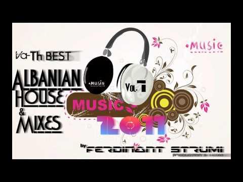 Va-the BEST Albanian House & Mixes Vol.1 ( April 2011 ) by Ferdinant Strumi - DOWNLOAD LINK