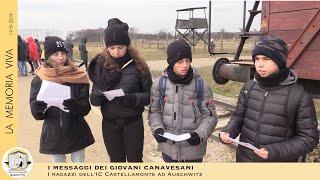 Pensieri e parole sui binari di Auschwitz-Birkenau
