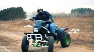 Квадроцикл Honda. Моторы. Выпуск 271 смотреть