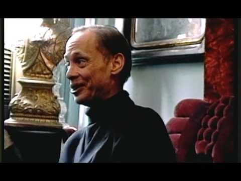 John Waters visits Andres Serrano
