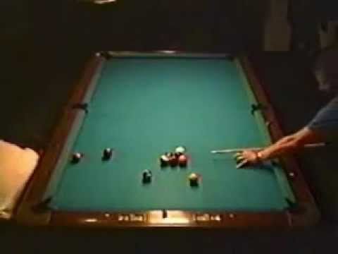 Oliver Ortmann Mike Sigel Amsterdam Billiards 1993 Straight
