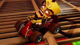 Crash Team Racing Remake   Reveal Gameplay Trailer The Game Awards 2018