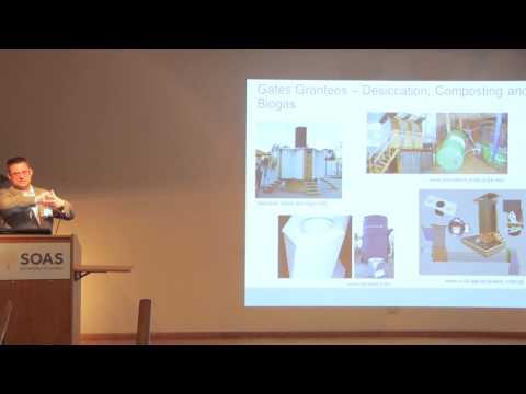 Carl Hensman (Bill & Melinda Gates Foundation) - Innovative water & sanitation in disease control