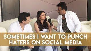 "Aditi Rao Hydari says ""Sometimes I want to punch haters on social media""   Daas Dev"