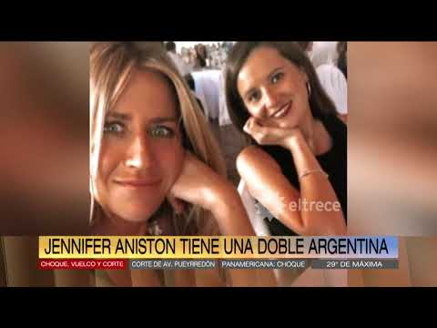 ¡Atenti Brad Pitt! Tenemos Jennifer Aniston argentina. Conocéla porque no vas a saber cuál es cuál