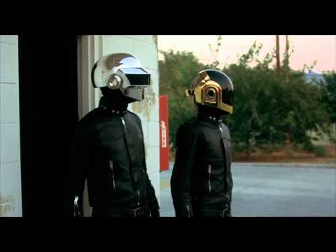 Daft Punk  Give Life Back To Music Video