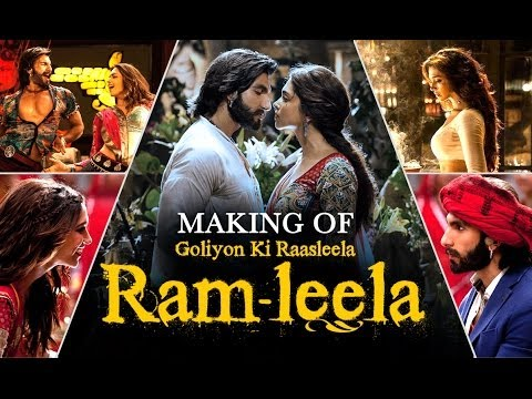 Goliyon Ki Raasleela Ram-leela (Making Of The Film) | Ranveer Singh | Deepika Padukone