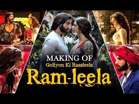 Goliyon Ki Raasleela Ram-leela (Making Of The Film) | Ranveer Singh | Deepika Padukone Mp3
