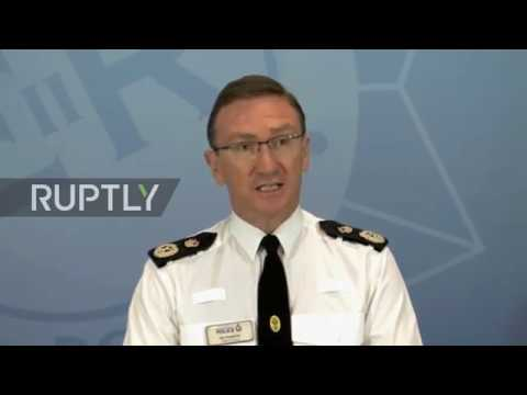 UK: Manchester stabbing treated as terror incident - Chief Constable