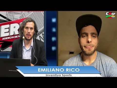 Emiliano Rico: En Colón no hay ninguna figurita