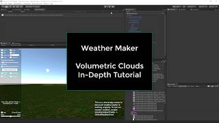 Download Unity Real Time Volumetric Area Lights With Weather Maker