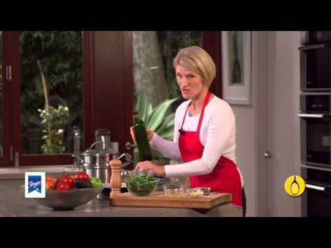 Turkey Steak With Lemon Garlic Sauce