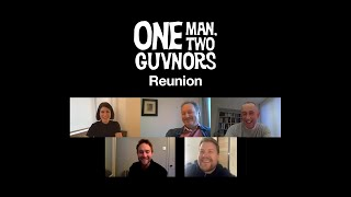 One Man, Two Guvnors Reunion with James Corden