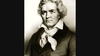 """Людвиг ван Бетховен. """"Лунная"""" соната (№14). Исполняет Артур Рубинштейн"""