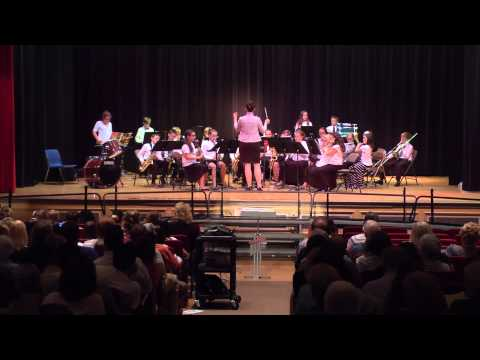 East Pikeland Elementary School -  4th Grade Band Spring Concert 2015